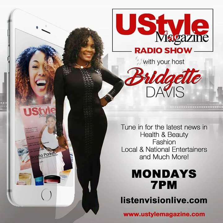 46e19a21fce Ustyle Magazine is Hitting the Airwaves